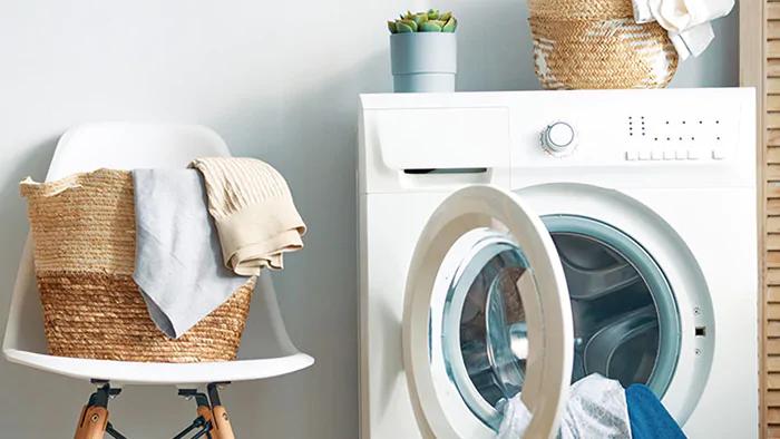 washing machine with agitator