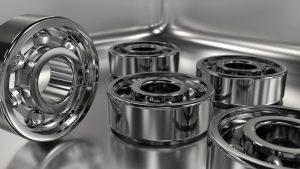 replacing bearings