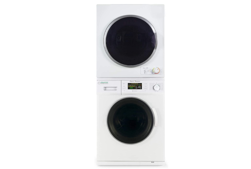 Remove term: How to Install Stackable Washer and Dryer in a Closet How to Install Stackable Washer and Dryer in a Closet