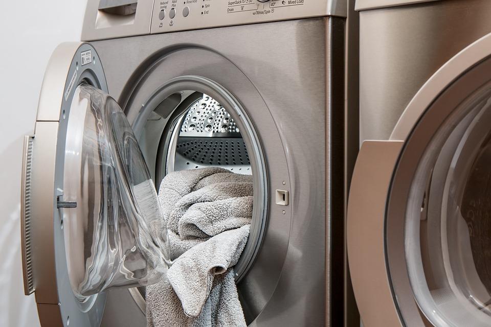 Detergent in the Washer